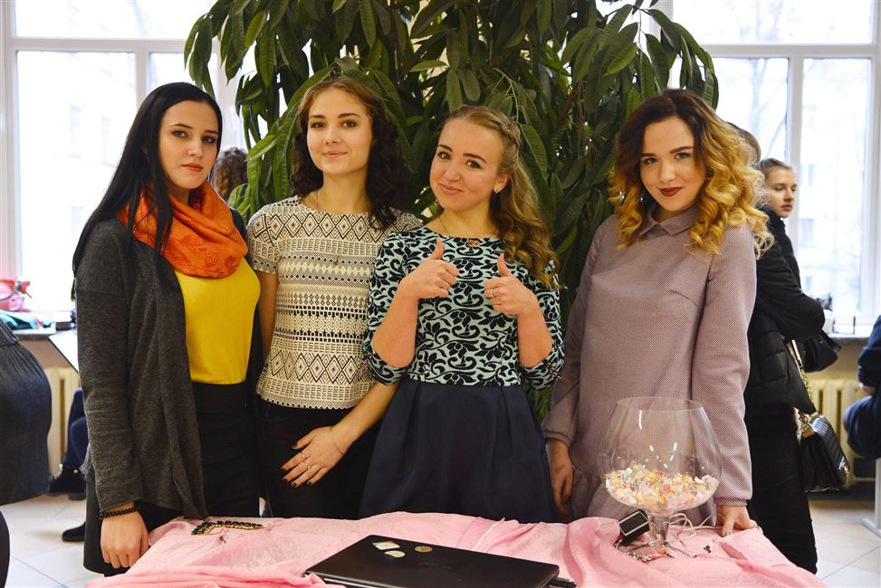 Международный женский день в БГТУ